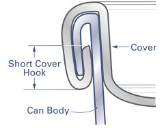 short cover hook